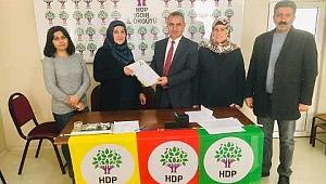 Belediye Başkanı Murat Yikit Yeniden Adaylık Başvurusu Yaptı