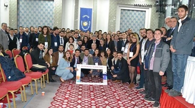 """Iğdır Üniversitesi Öğrencileri """"XI. Öğrenci Kurultayına"""" Katıldı"""