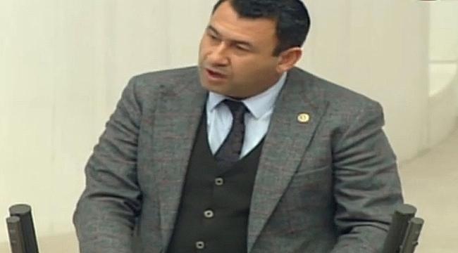Milletvekili Karadağ Meclis'te Iğdır'ın Sorunlarını Dile Getirdi