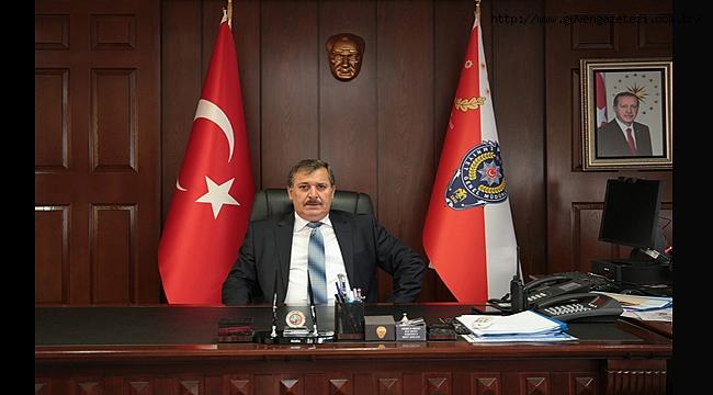 Rize Emniyet Müdürlüğüne Orhan Çevik Atandı