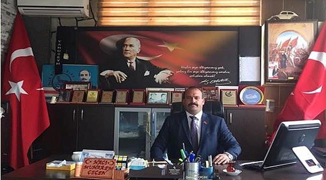 Başkan Çeçen'den Çalışan Gazeteciler Günü Mesajı