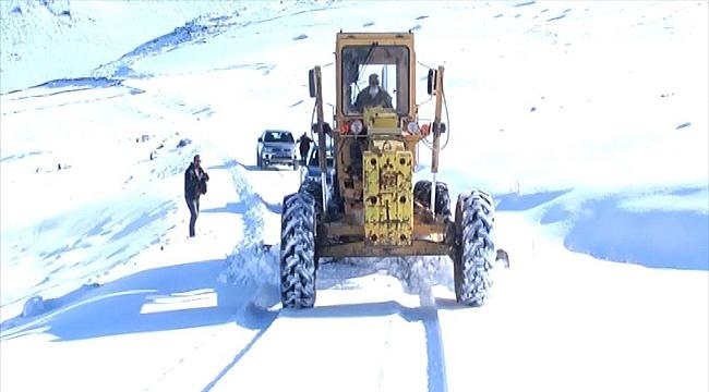 Iğdır'da Kapalı Köy Yolu Kalmadı
