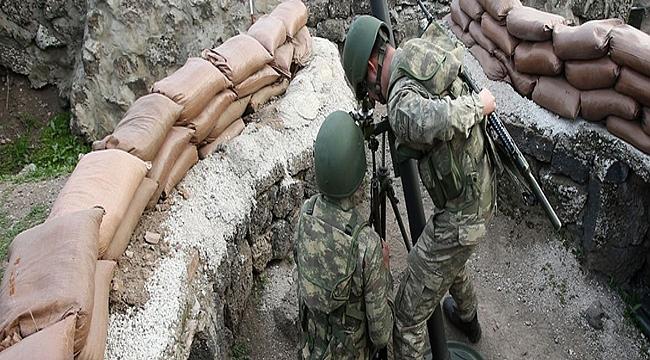 Iğdır'da Roketli Saldırı: 1 Asker Yaralı