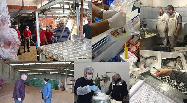 İl Tarım Müdürlüğü 2018 Denetim Bilançosunu Açıkladı