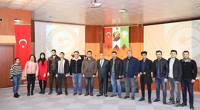 Sarıkamış Harekâtının 104. Yıl Dönümünde Konferans Düzenlendi