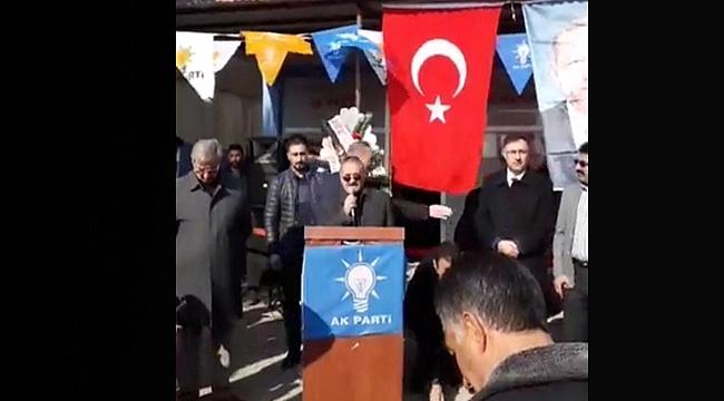AK Parti Karakoyunlu Seçim Koordinasyon Merkezi Açıldı