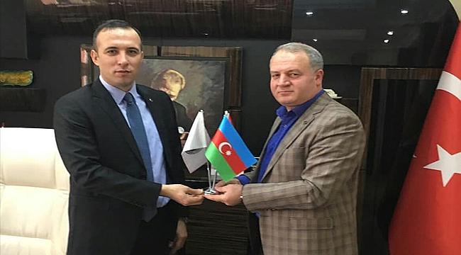 ASİMDER Başkanı Gülbey, Vali Yardımcısı Koç'u Ziyaret Etti