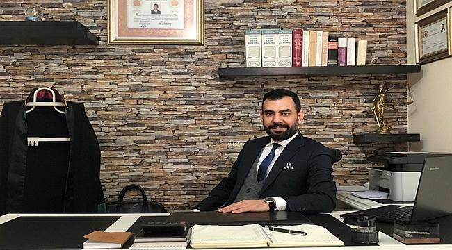 Hemşerimiz Avukat Orkun Ayhan İstanbul'da Belediye Meclis Üyesi Adayı Oldu