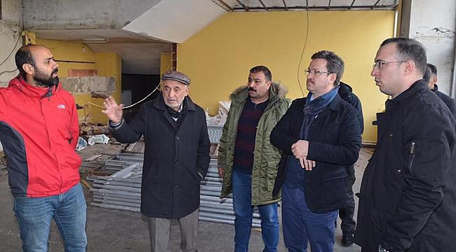 Iğdır'a Millet Kıraathanesi Kazandırılıyor