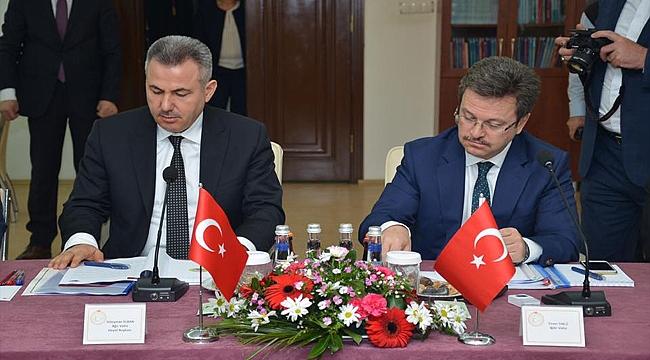 88. Alt Güvenlik Komite Toplantısı Iğdır'da Gerçekleştirildi
