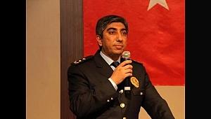 Emniyet Müdürü Göllüce'den 18 Mart Zaferi Mesajı