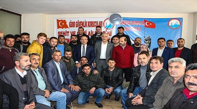 """""""Iğdır, Terör Örgütü Uzantısı HDP ile Anılmayı Hak Etmiyor"""""""