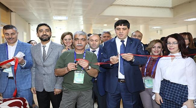 6. Uluslararası Mesleki ve Teknik Bilimler Kongresi Kapsamında Karma Sergi Düzenlendi