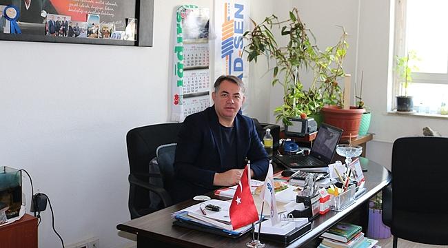 AFAD-SEN Genel Başkan Yardımcısı Öztürk'ten 23 Nisan Mesajı