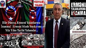 Ermenilerin Katlettiği Hakmehmet Şehitleri Anılacak