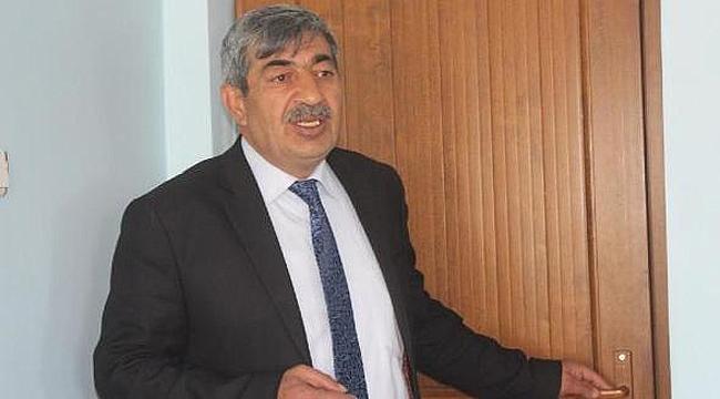 Karakoyunlu Belediye Başkanı Ballı Makam Odasının Kapısını Söktürdü