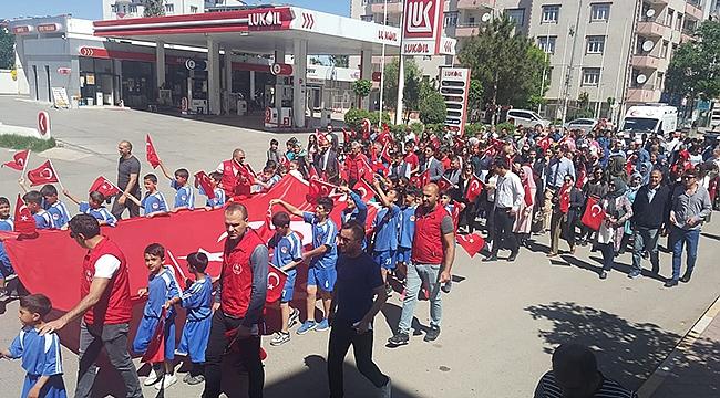 Iğdır'da Gençlik Haftası Etkinlikleri Başladı