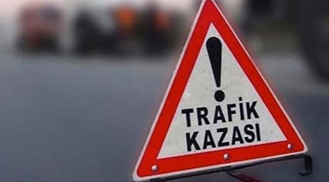 Iğdır'da Şarampole Devrilen Tırın Sürücüsü Yaralandı