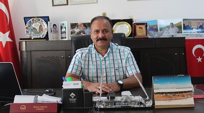 İl Tarım ve Orman Müdürü Özkan Yolcu'dan Ramazan Bayramı Mesajı