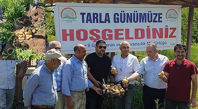 Melekli'de Tarım Günü Düzenlendi
