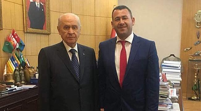 Milletvekili Yaşar Karadağ'dan Tarımla İlgili Soru Önergesi