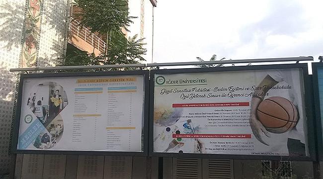 Iğdır Üniversitesi Çevre İllerde Tanıtım Atağı Başlattı