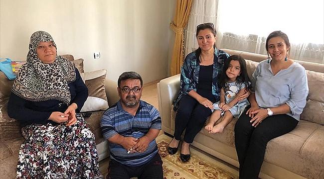 Engelli Ailelerine Ziyaretler Devam Ediyor