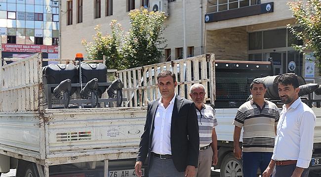 Iğdır Belediyesinin İlaçlama Araçlarının Sayısı İki Katına Çıkarıldı