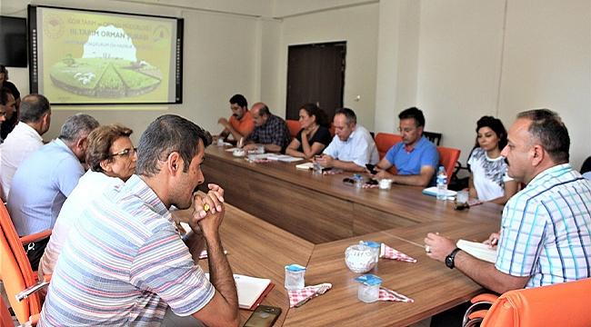 III. Tarım Orman Şurası Ön Hazırlık Toplantısı Yapıldı