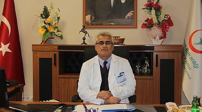 İl Sağlık Müdürlüğüne Op.Dr. Nevruz Erez Atandı