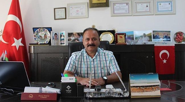 İl Tarım Müdürü Yolcu'dan 30 Ağustos Zafer Bayramı Mesajı