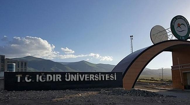 Öğrenciler Yine 'Iğdır Üniversitesi' Dedi