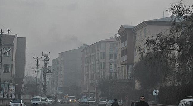 Türkiye'nin En Kirli Havası Iğdır'da