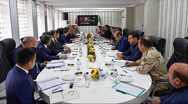 90. Alt Güvenlik Komite Toplantısı Ağrı'da Gerçekleştirildi