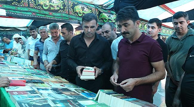 Belediye Başkanı Akkuş Matem Çadırında