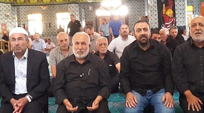 İl Müftüsü Tekin'den Hacı Hacer Yusuf Camisine Ziyaret