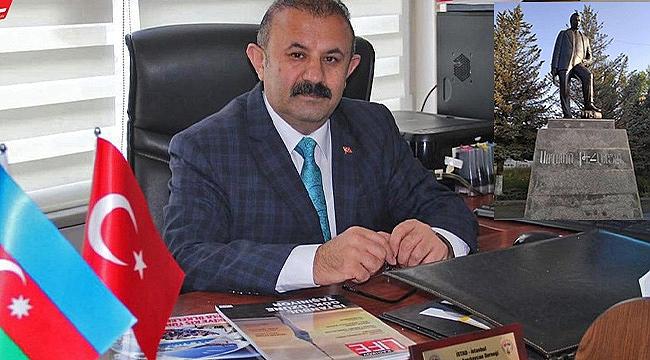 """Karakoyunlu:""""Ermenistan'ı Kınıyoruz. O Heykel Derhal Kaldırılmalıdır"""""""