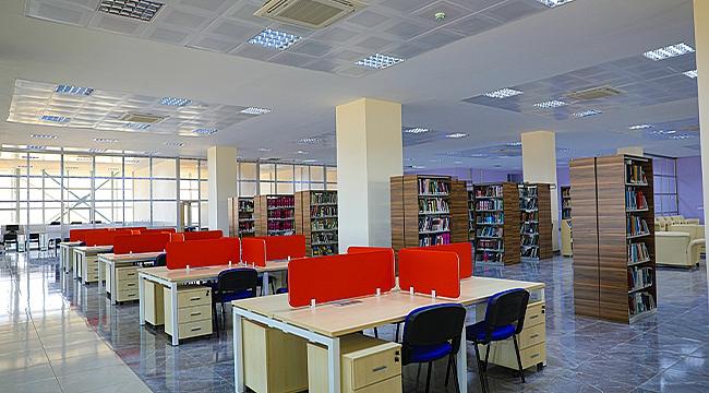 Prof. Dr. Fuat Sezgin Kütüphanesi 16 Ekim'de Açılacak