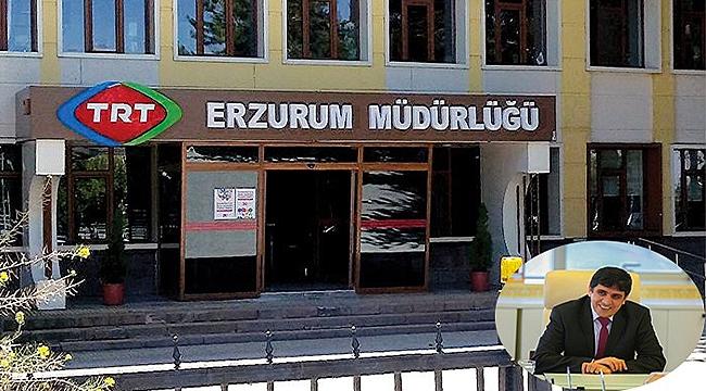 Rektör Alma TRT Erzurum Radyosunun Telefon Konuğu Oldu