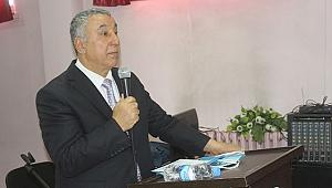 """Serdar Ünsal: """"Bizde Göy Mescid'de Namaz Kılmak İstiyoruz"""""""