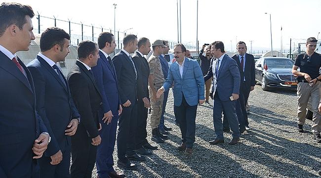 İçişleri Bakan Yardımcısı Başkanlığında Düzensiz Göçle Mücadele Toplantısı Yapıldı