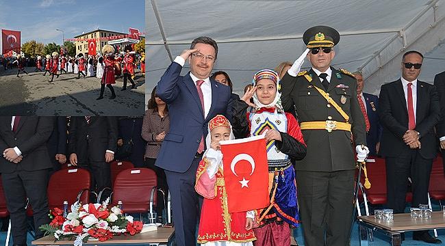 Iğdır'da Cumhuriyet Bayramı Coşkuyla Kutlandı