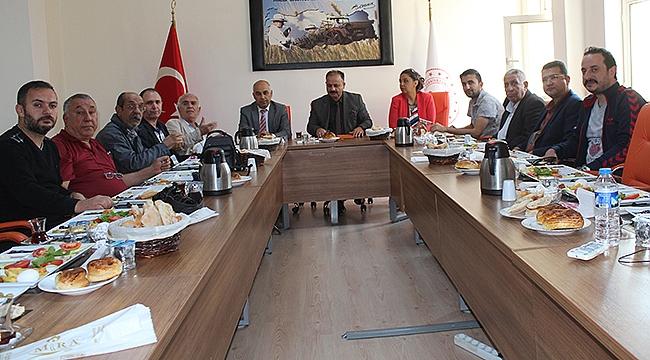 İl Tarım Müdürü Özkan Yolcu Üç Yıllık İcraatlarını Değerlendirdi