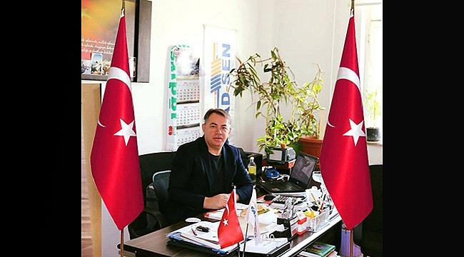 AFAD-SEN Genel Başkan Yardımcısı Mehmet Öztürk'ten Öğretmenler Günü Mesajı