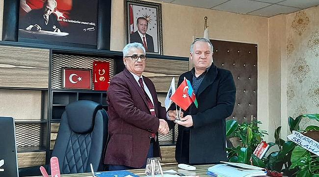 ASİMDER'den Sağlık Müdürü Erez'e Ziyaret