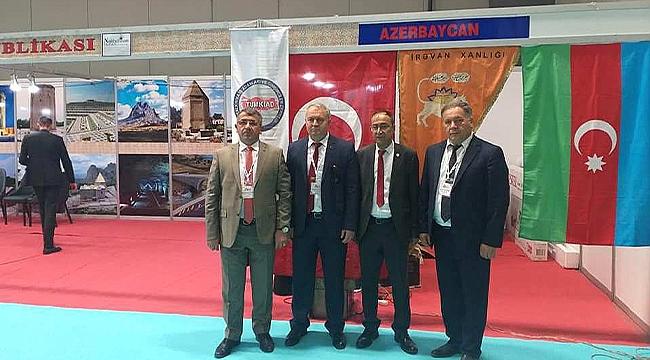 Azerbaycan'dan Van Çıkartması