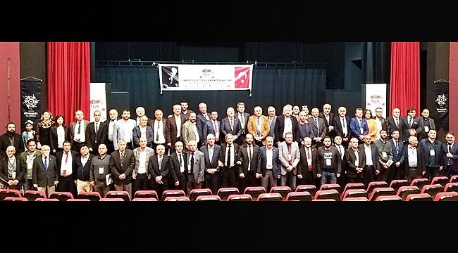 Gazeteciler Cemiyeti Aydın'da Buluştu