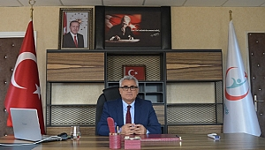 İl Sağlık Müdürü Erez'den 14 Kasım Mesajı