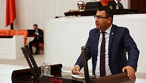MHP Iğdır Milletvekili Yaşar Karadağ Maarif Müfettişlerin Sorunlarını Meclise Taşıdı