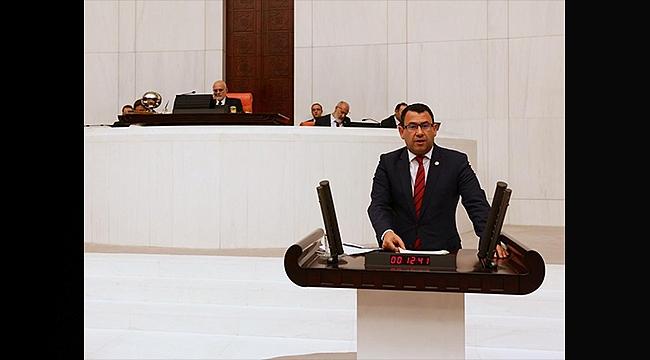 Milletvekili Karadağ'dan Eğitim Çalışanlarına Şiddete Yönelik Kanun Teklifi